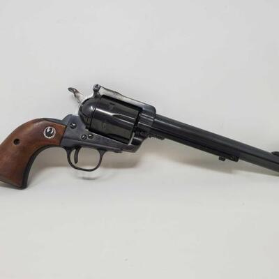 512  Ruger Blackhawk .45 Revolver Serial Number: 45-06430 Barrel Length: 7.5