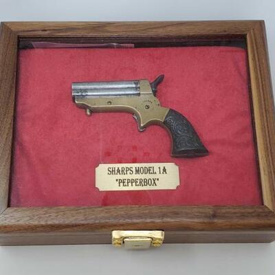 540  Sharps Model 1A