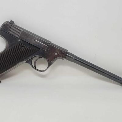 406:   Hartford Arms .22 Short Semi-Auto Pistol Serial Number: Barrel Length: 6.5