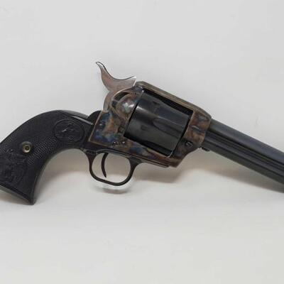 510	  Colt Single Action Army .357 MAG Revolver Serial Number: SA35509 Barrel Length: 5