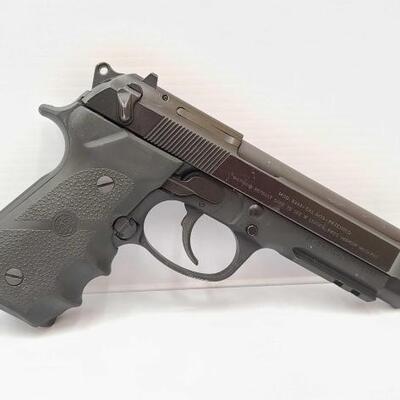 424  Beretta 92A1 Semi-Auto Pistol NO CA Serial Number: K53301Z Barrel Length: 4.75