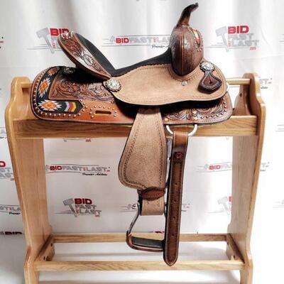 61  Horse Saddle