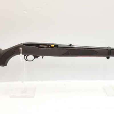 610  Ruger 10/22 22LR Rifle Serial Number: 0017-46134 Barrel Length: 18.5