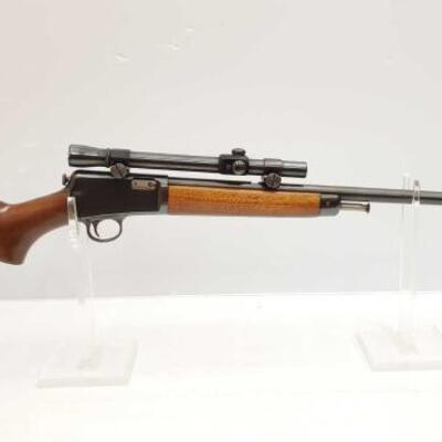 600	  Winchester 63 .22lr Rifle Serial Number: 72582A Barrel Length: 23