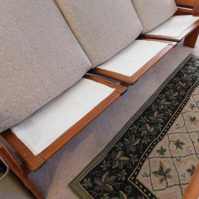 Komfort Danish Sofa by Arne Wahl Iverson