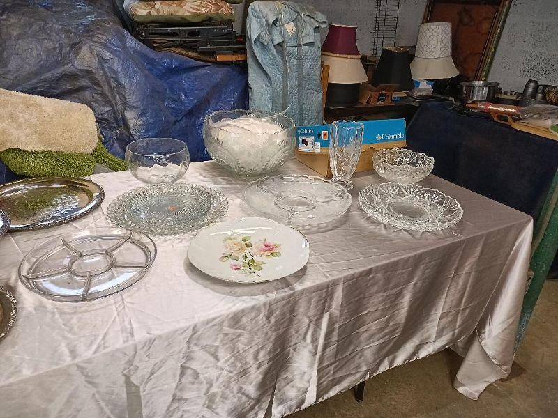 Miscellaneous China and Crystal/Glass