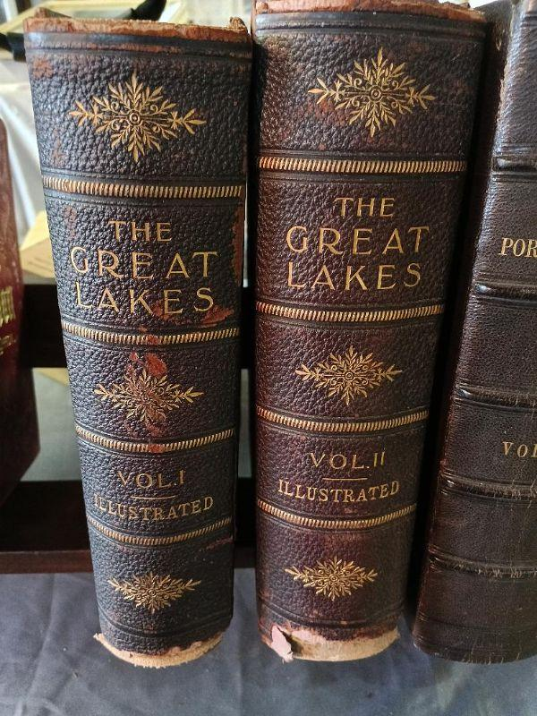 1899 The Great Lakes