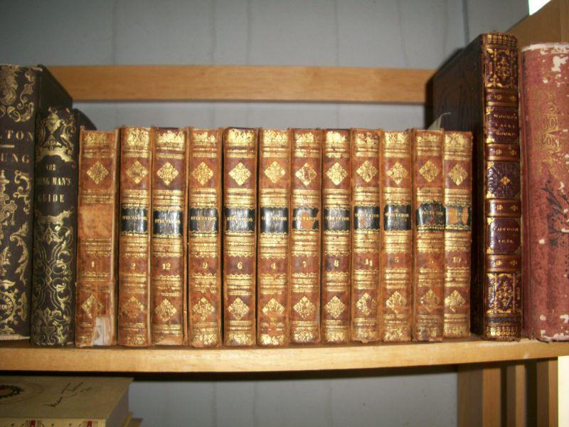 1824 - 12 Volume Complete Set Spectator