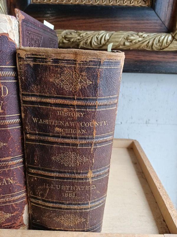 1881 History of Washtenaw County