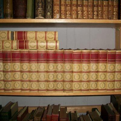 24 Volume Mark Twain Complete Set