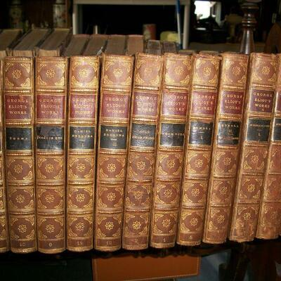 1880's - 12 Volume Set Elliot's Works