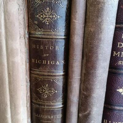1873 History of Michigan