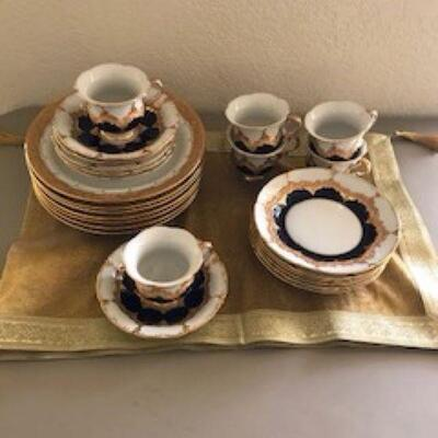 Actress Loretta Young's Mother's China