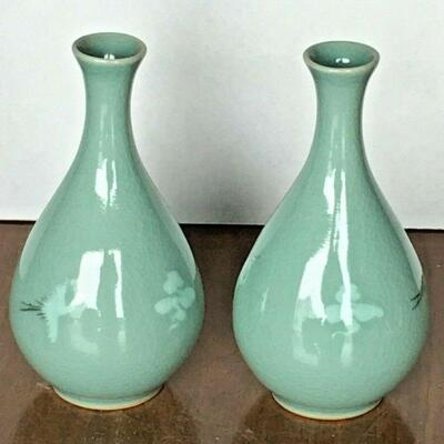 https://www.ebay.com/itm/114791781123	CC0046 PAIR OF KOREAN VASES UShip Or local Pickup		Buy-It-Now	 $20.00