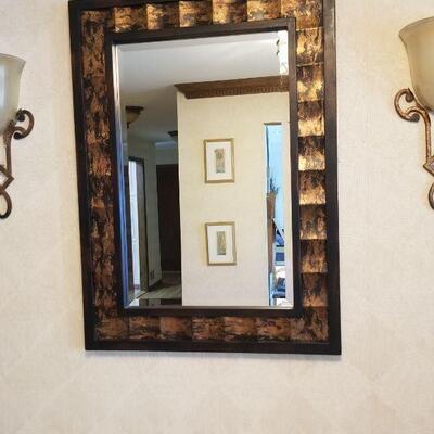 Mirror- foyer