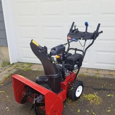 New Toro Power Max 724 Snow blower