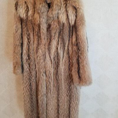 Vintage Racoon coat