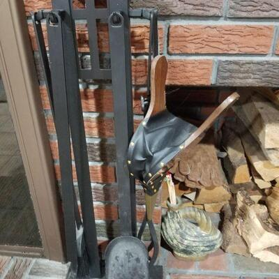 Fireplace implements