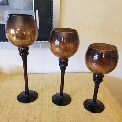 set of 3 goblets
