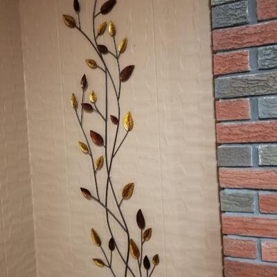 leaves- wall decor
