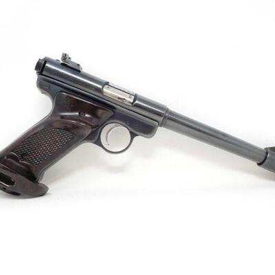 308 Ruger Mark I Semi-Auto. 22lr Pistol Serial Number: 197150 Barrel Length: 6.87