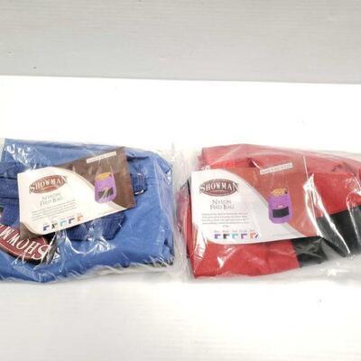 146 2 Nylon Feed Bags 2 Nylon Feed Bags
