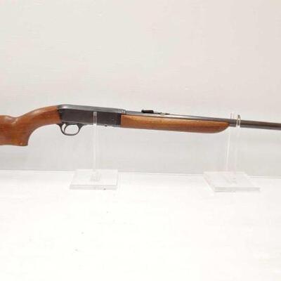 514 Remington 241 .22lr Semi Auto Rifle Serial Number: 69742 Barrel Lemgth: 23