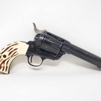 402 Hy Hunter Frontier Six Shooter .22 Mag Revolver Serial Number: 10250 Barrel Length: 5.5