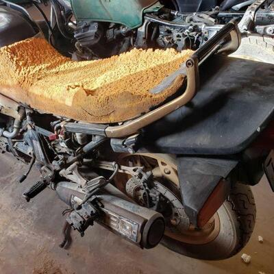 228 1982 Honda Turbo Motorcycle VIN: JH2PCO306CM002048 Motor No: P003E-20068357 Mileage: 19771 Plate:  none Doc Fee:  $70