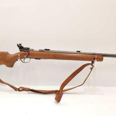 508 Winchester Model 75 .22lr Bolt Action Rifle Serial Number: 85816 Barrel Length: 27