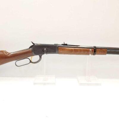 500 Browning 92 44 Rem Mag Lever Action Rifle Serial Number: 1878B-2484 Barrel Length: 21