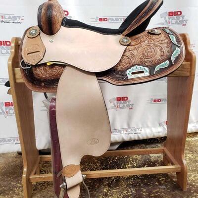 115 Circle Saddlery Horse Saddle 15