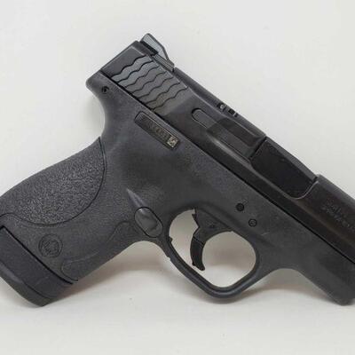 324 Smith&Wesson M&P 9 Sheild 9mm Semi-Auto Pistol Barrel Length: 3