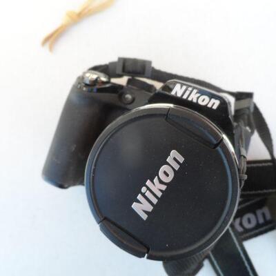 Retro Nikon Camera