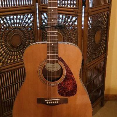 Guitar sold