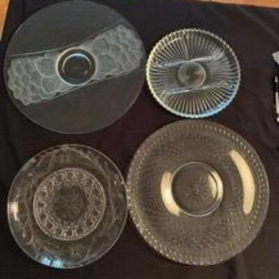 WCT003 - CRYSTAL PLATTERS