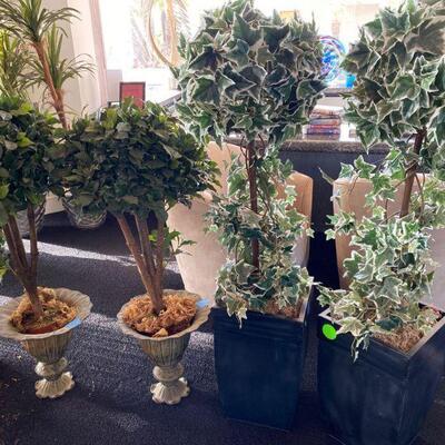 2150  4 Artificial Plants