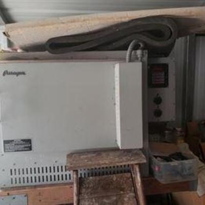 Paragon GL-24AD Digital Glass Fusing Kiln. It is currently included in our Fixed Price Sale for only $1500....