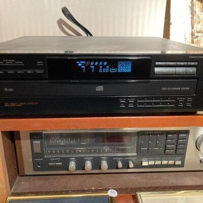 Realistic STA-2270 Digital Synthesized Stereo Receiver