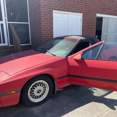 1989 RX7 127k original miles  New top in trunk  Well maintained  Mechanic report engine transmission excellent  Needs clutch only  Silent...