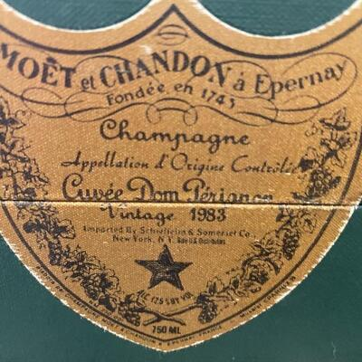 1983 unopened Don Perignon Check eBay for value as well as wine prices  Appraisal $2675.00