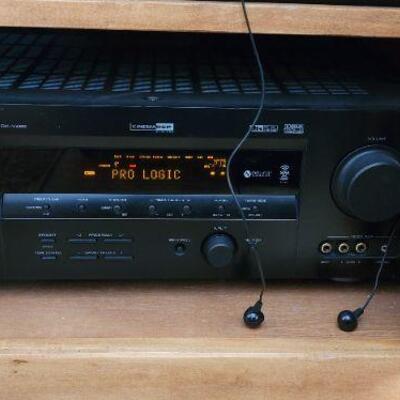 Yamaha sound AV receiver