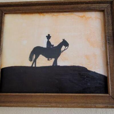Lone Ranger painting