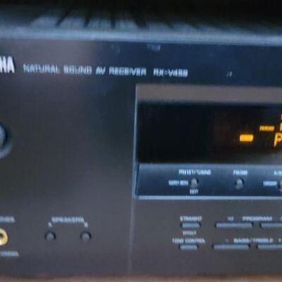 Yamaha sound receiver