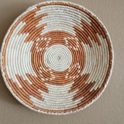 Native American decorative bowls