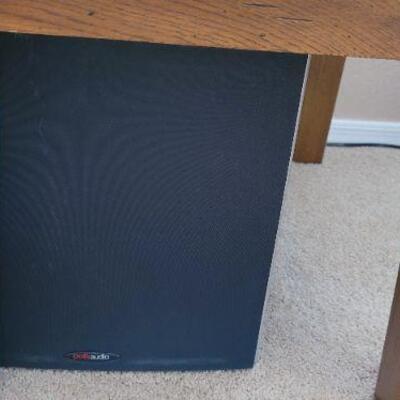 Polkaudio speakers