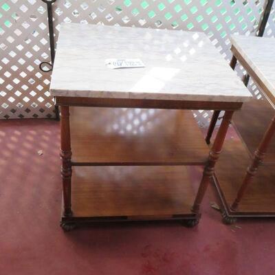 Beacon Hill Marble Table