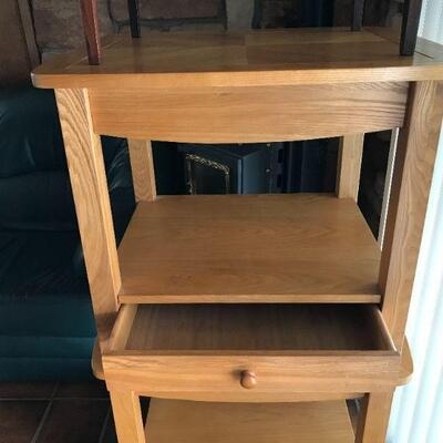 Matching end tables for living room or bedroom