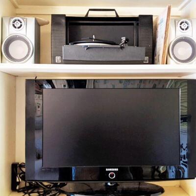 Samsung flat screen