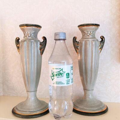 Pair of Italian vases